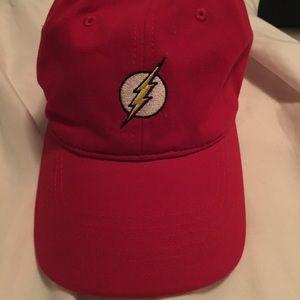 Red Flash Hat